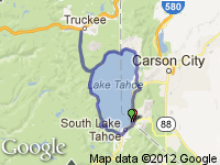 TNT Tahoe Century Ride